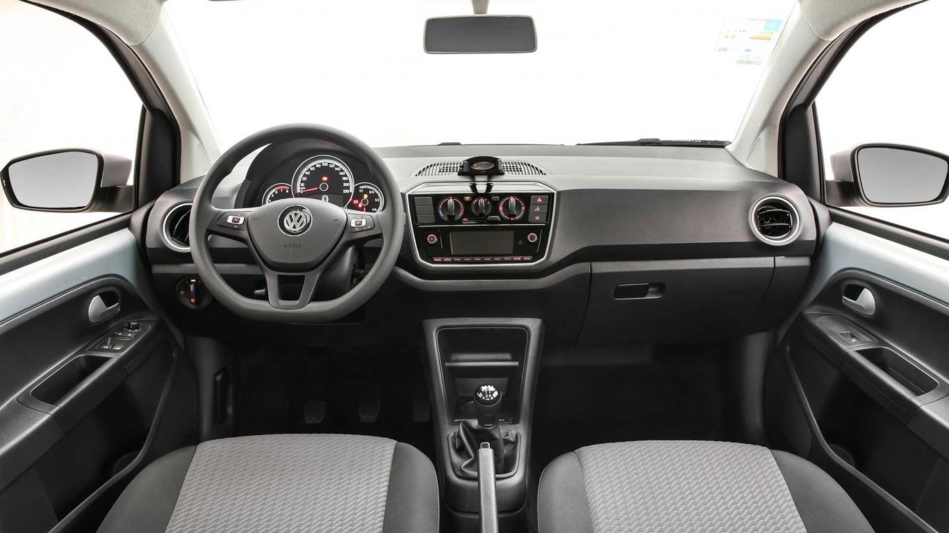 Interior Volkswagen up! Connect 2020