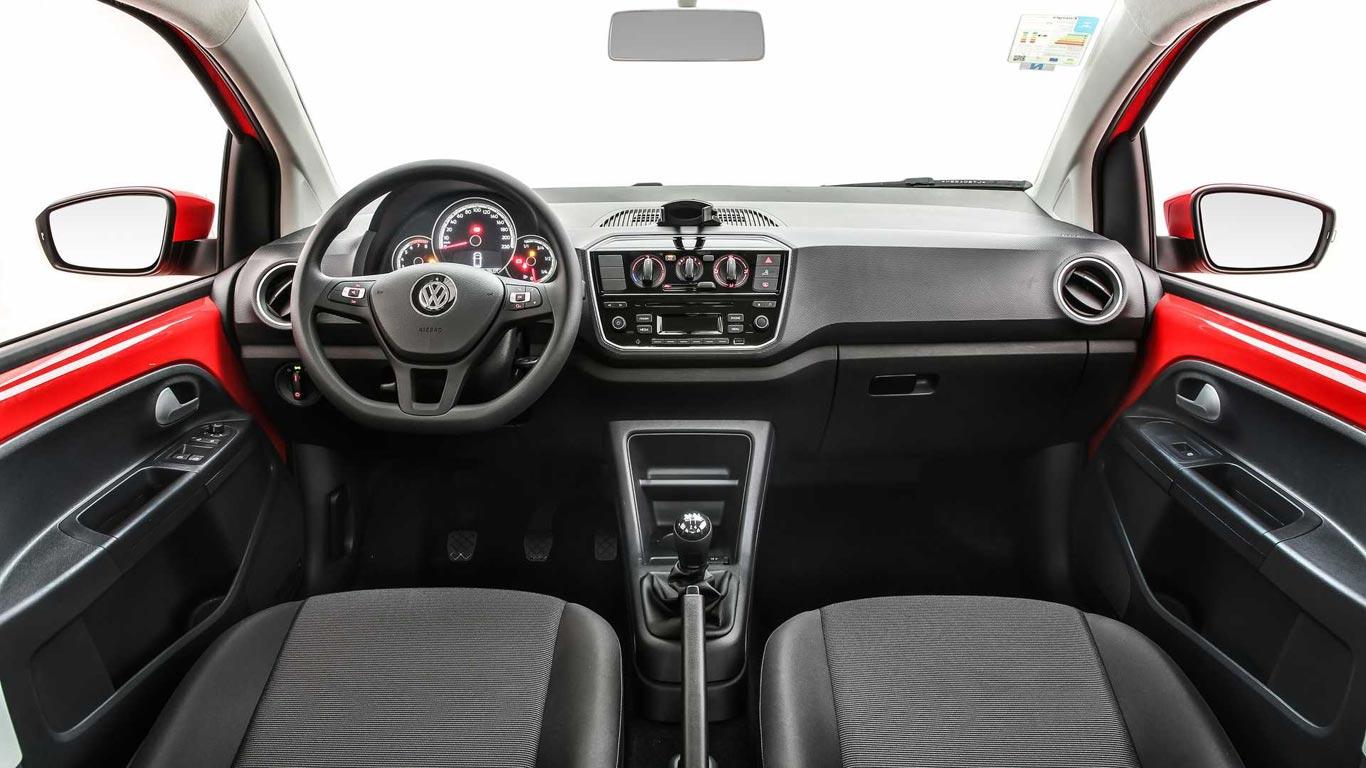 Interior Volkswagen up! MPI 2020