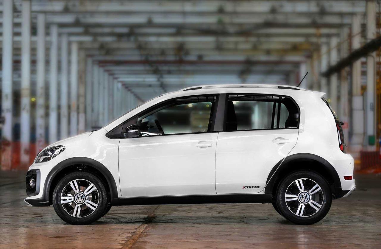 Los cambios del Volkswagen Up! regional - Mega Autos