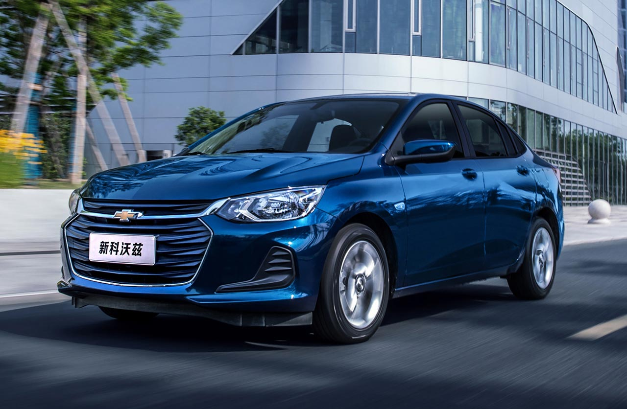Nuevo Chevrolet Onix: cómo es la versión estándar