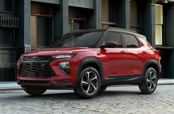 Así es la nueva Chevrolet Trailblazer