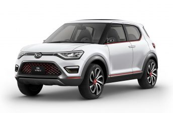Se viene el SUV pequeño y regional de Toyota