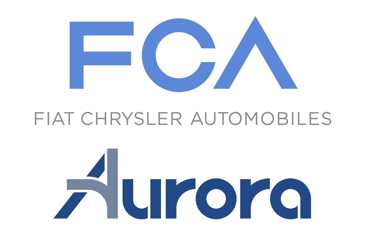 FCA y Aurora se unirán para el desarrollo de vehículos comerciales autónomos