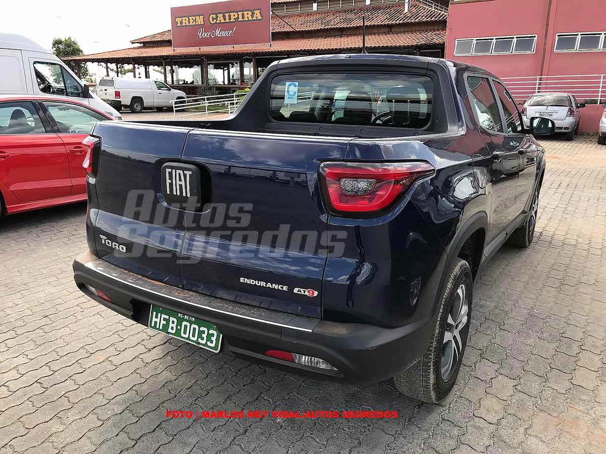 Fiat Toro Endurance Diesel