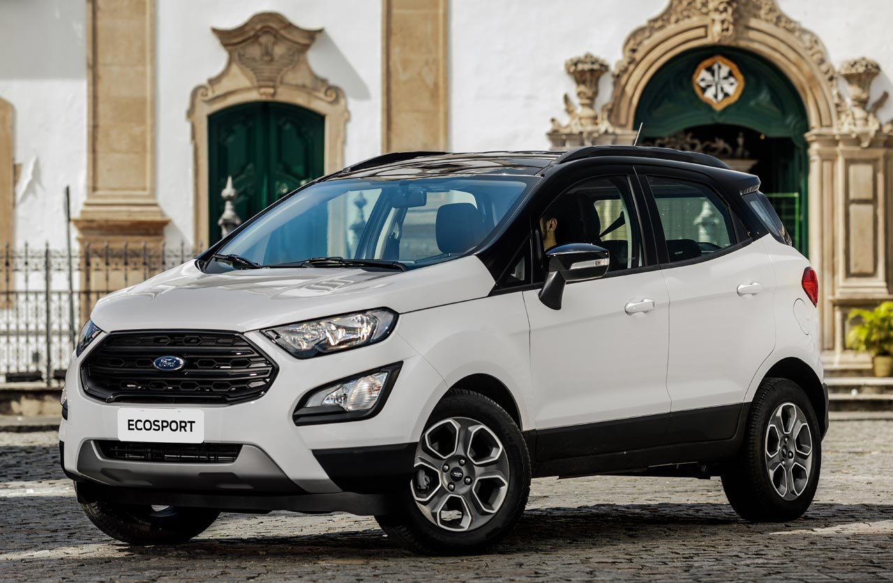 2020 Ford Ecosport Reviews