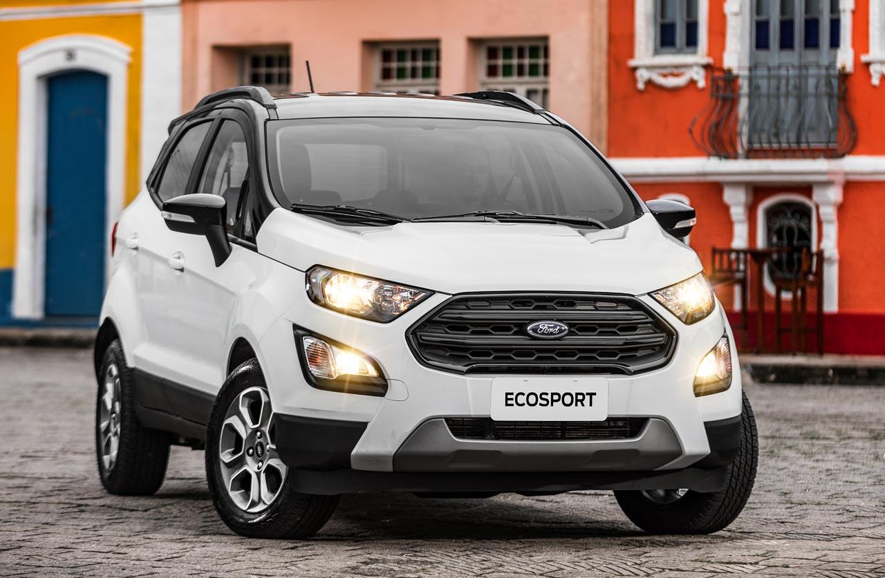 Ford EcoSport, con cambio de look