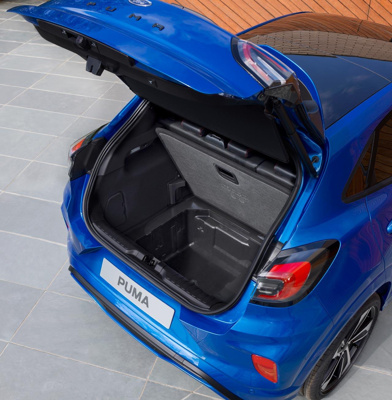 Baúl Ford Puma 2020