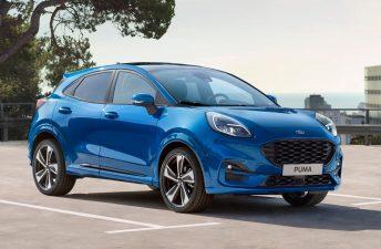 Puma, el nuevo SUV chico de Ford