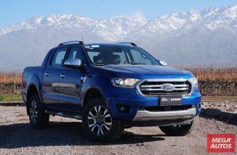 Informe: Ford Ranger 2020, qué cambió
