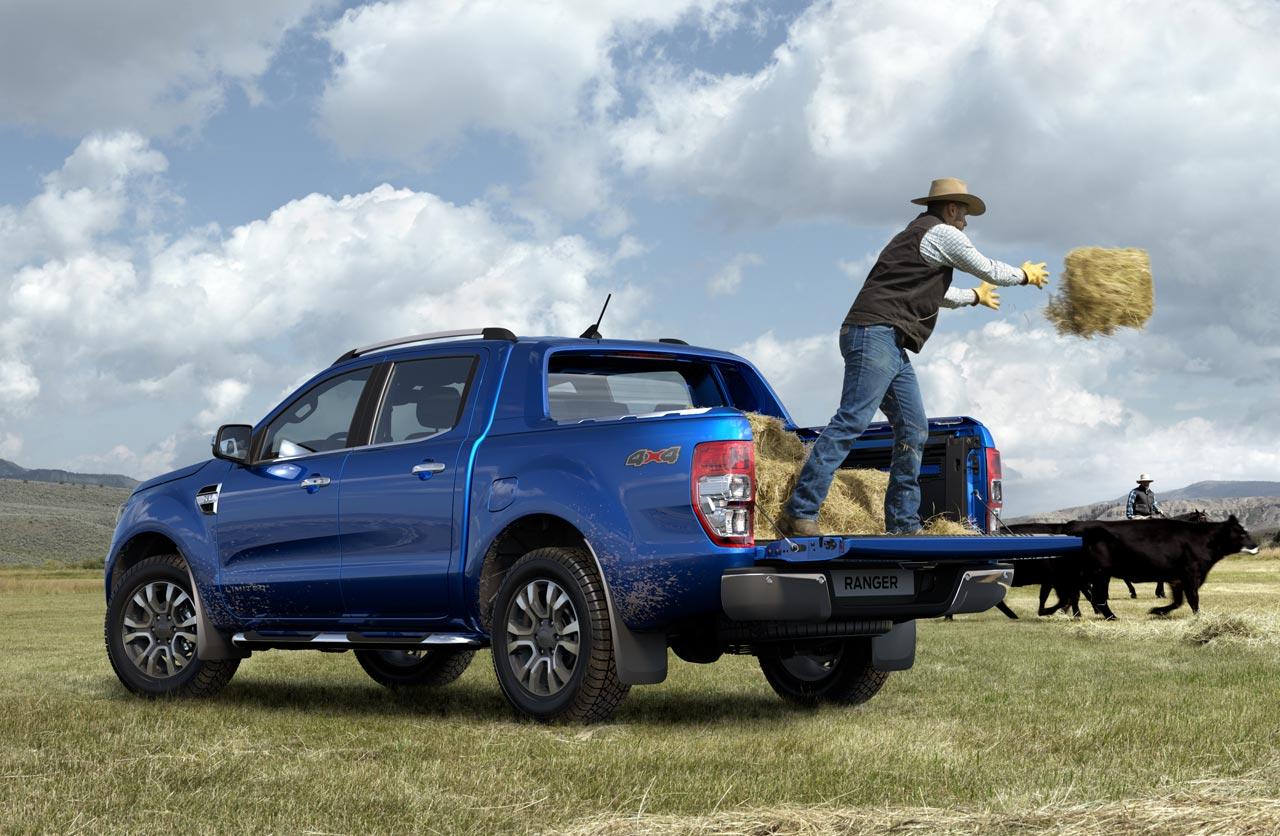 Nueva Ford Ranger 2020