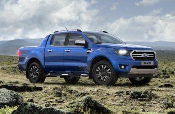 Ford lanzó la Nueva Ranger 2020