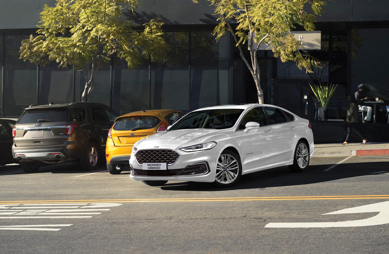Nuevo Ford Mondeo Vignale Híbrido