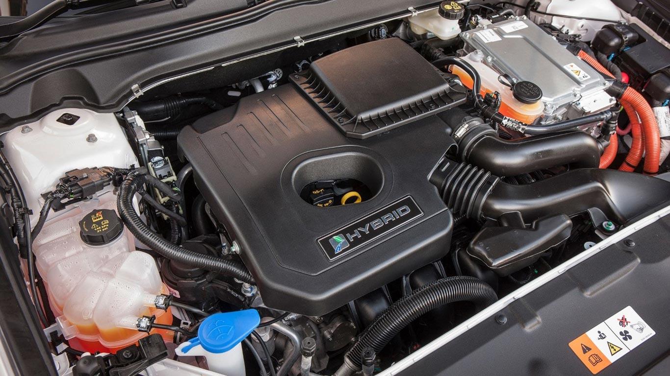Motor Nuevo Ford Mondeo Vignale Híbrido