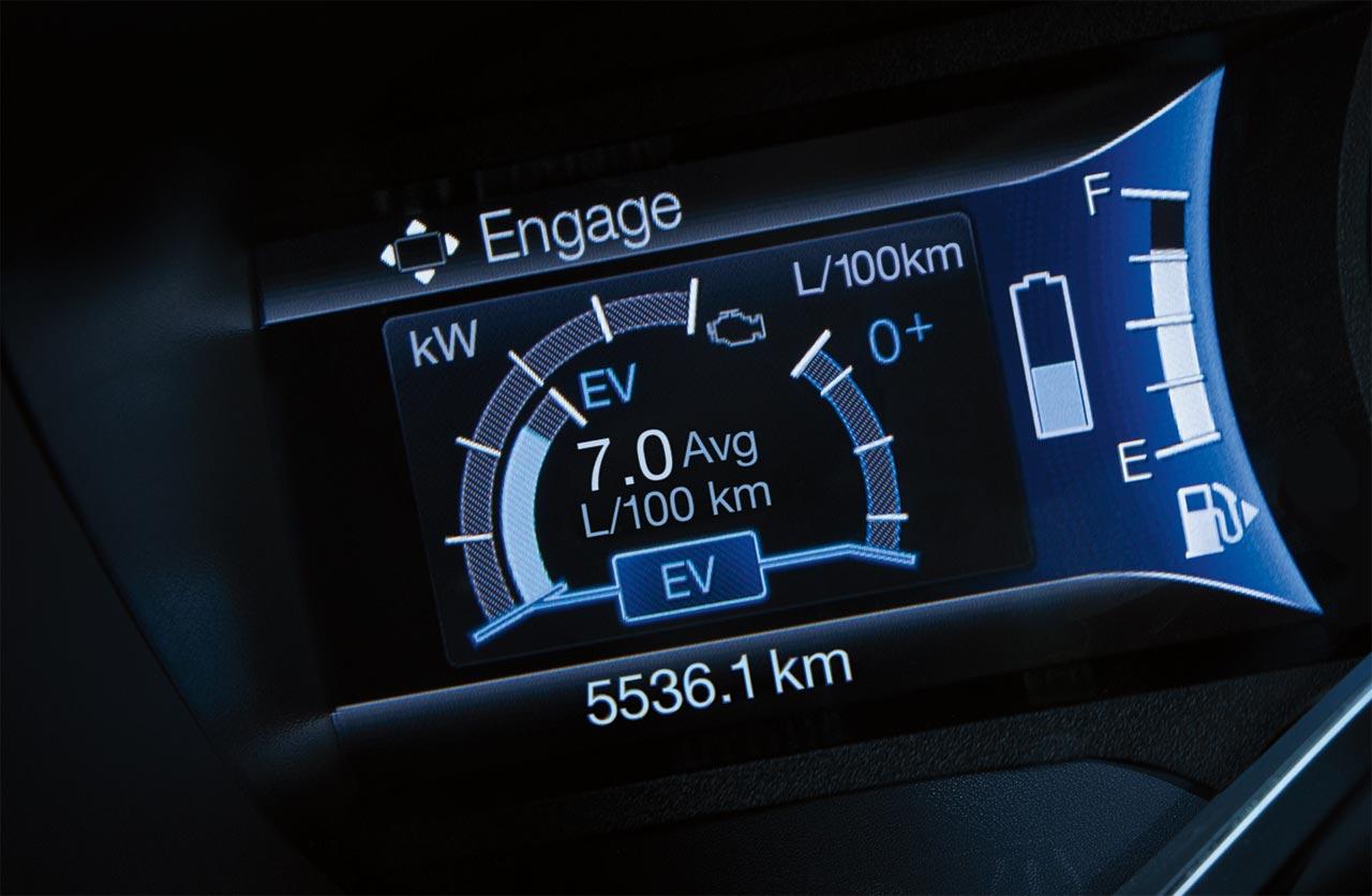 Tablero Nuevo Ford Mondeo Vignale Híbrido