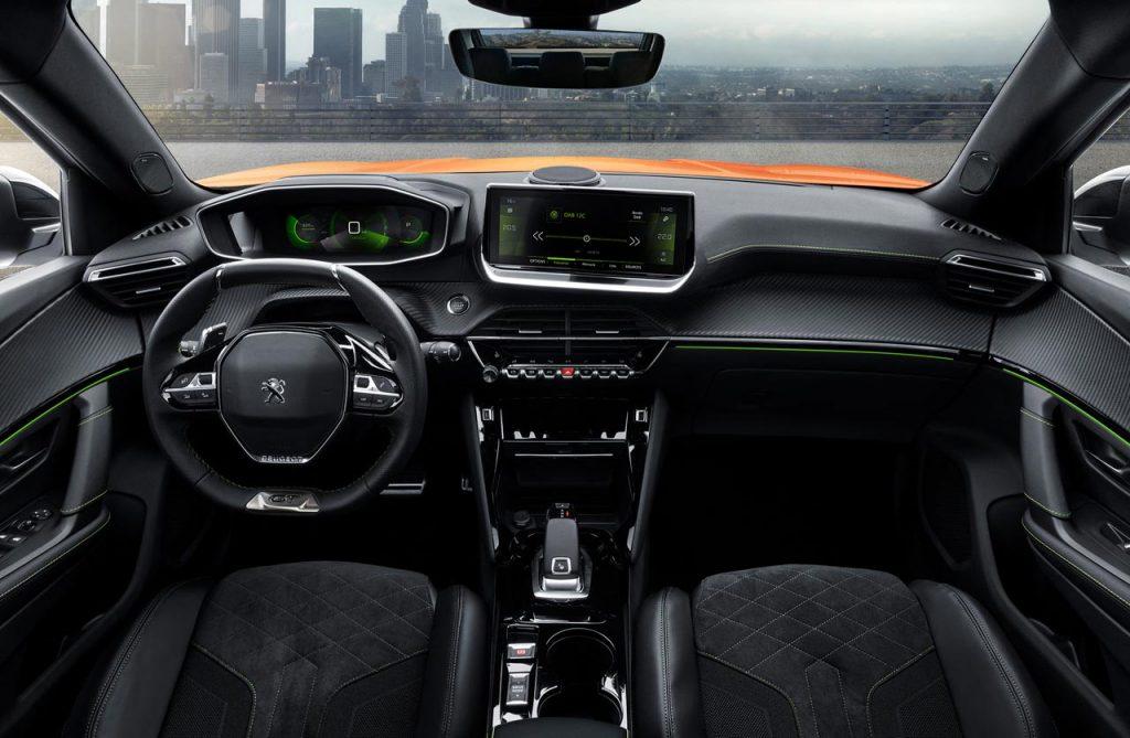 Nuevo-Peugeot-2008-2020-interior - Mega Autos
