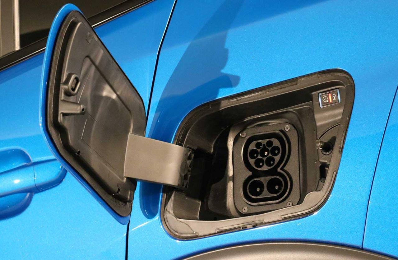 Carga Nuevo Peugeot e-2008 2020