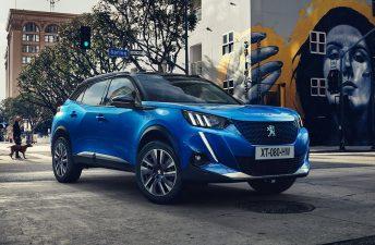 Peugeot presentó el nuevo 2008