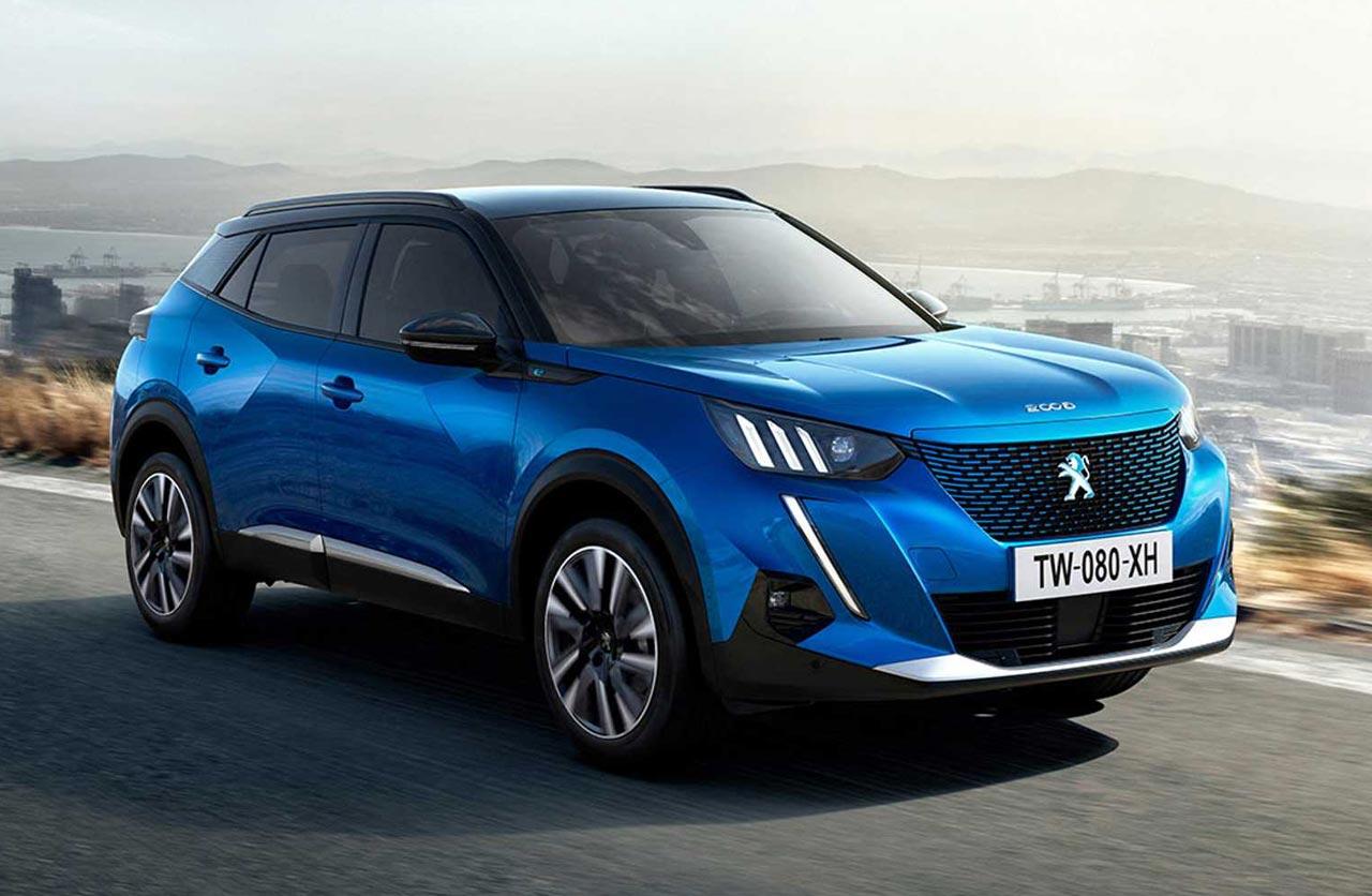 Nuevo Peugeot e-2008 2020