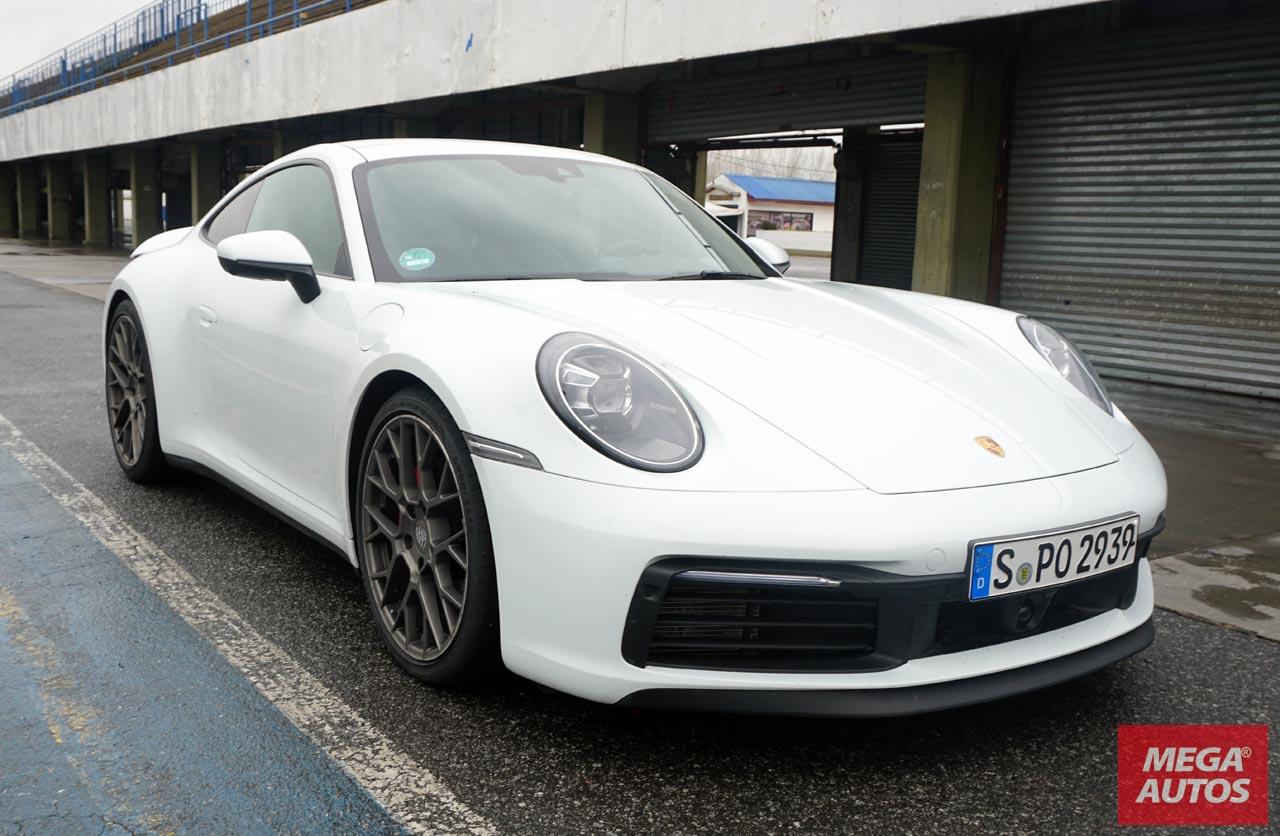 Nuevo Porsche 911 (992) Carrera 4S