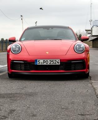 Llegó el nuevo Porsche 911