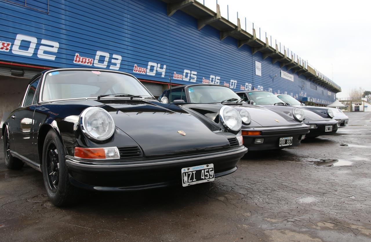 Porsche históricos