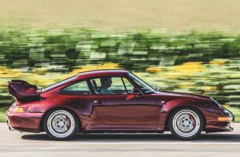 El Porsche del fundador de WhatsApp