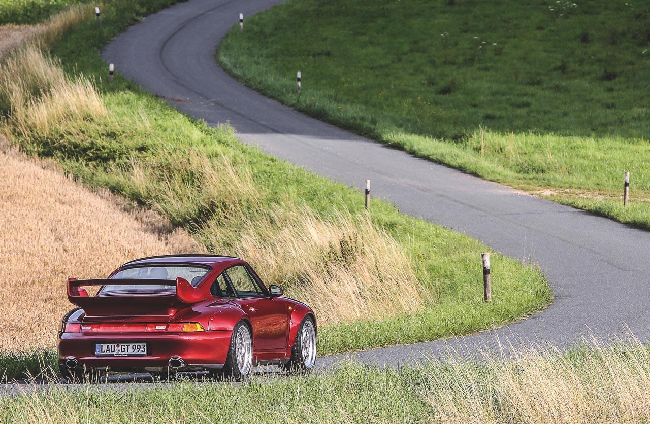 Porsche 911 GT2 modelo 993 de 1996