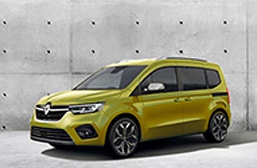 La nueva Renault Kangoo, ¡filtrada!