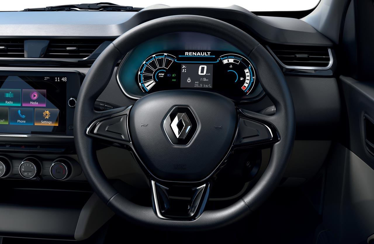Triber, el nuevo Renault con siete plazas - Mega Autos