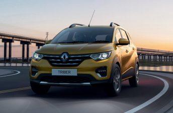 Triber, el nuevo Renault con siete plazas