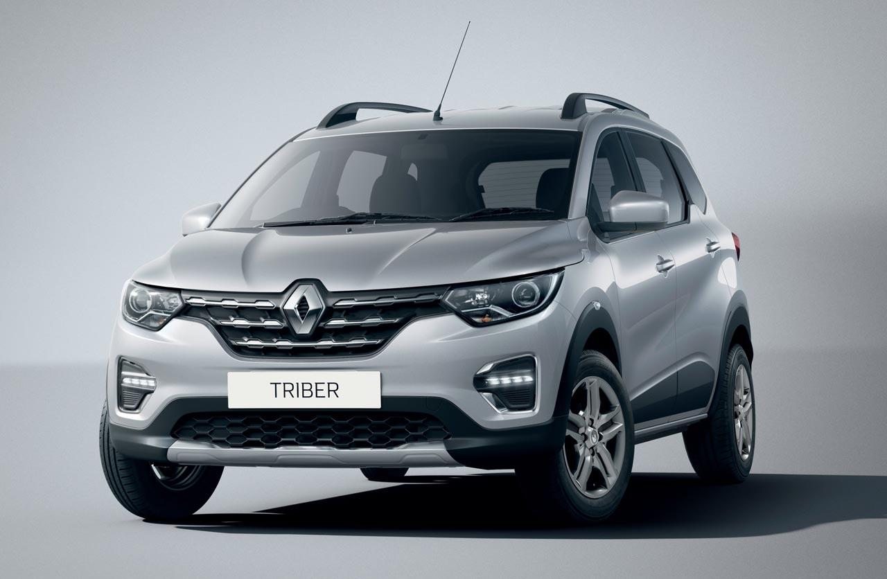 Renault Triber 7 asientos