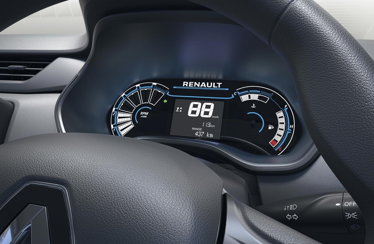 Tablero Renault Triber