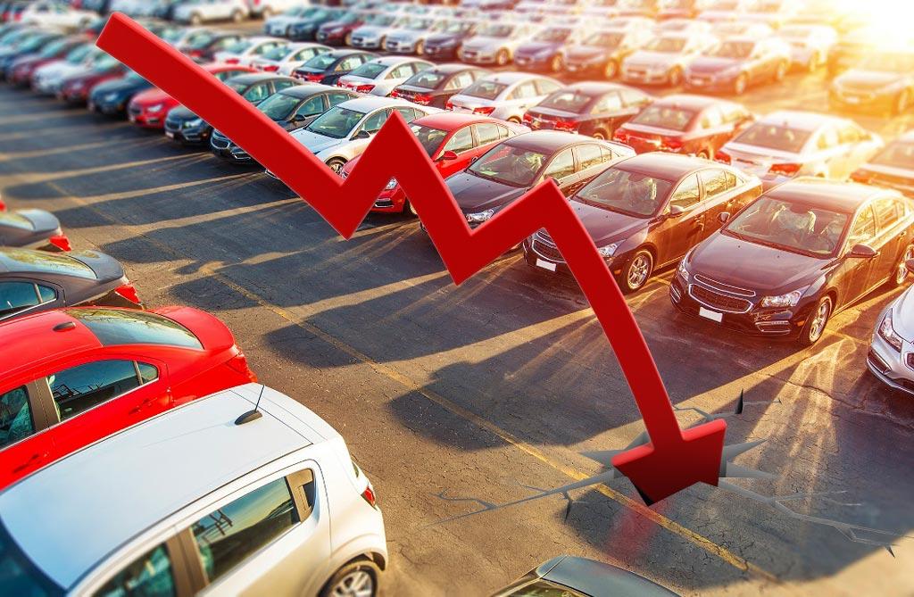 Los patentamientos siguen sin encontrar un piso: caída del 56% en mayo