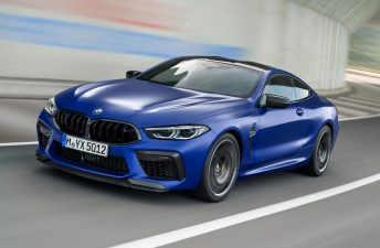 BMW M8 Competition, con 625 caballos