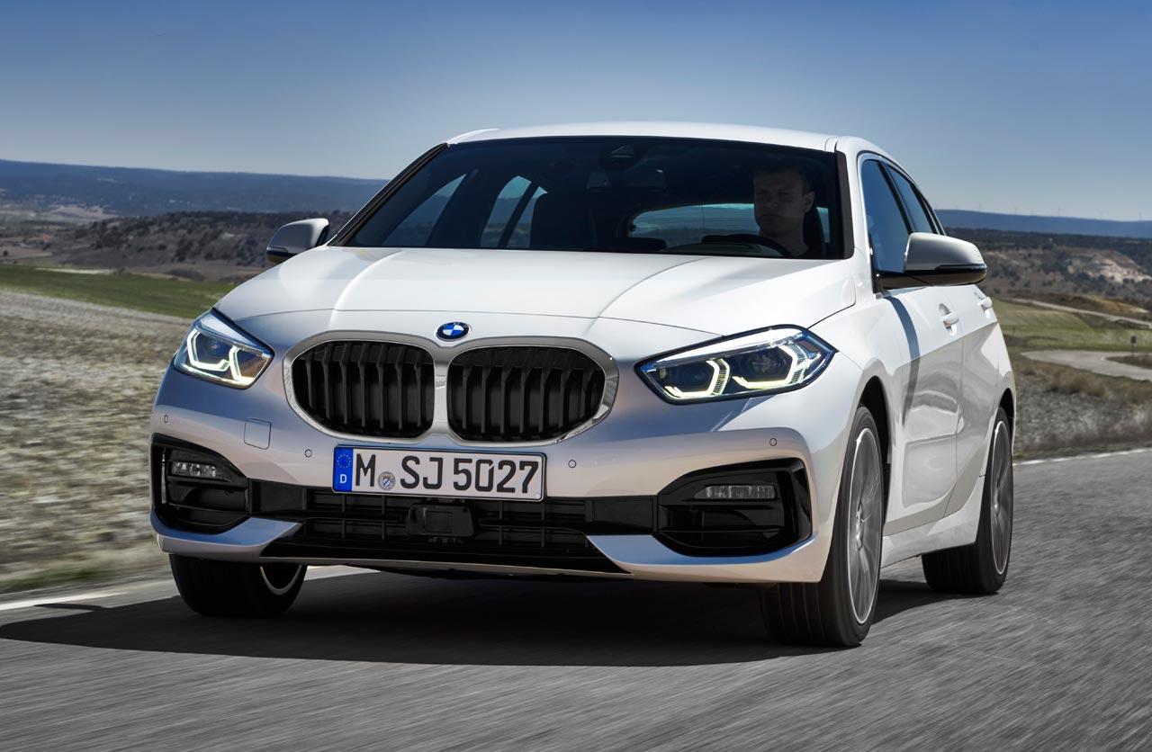Así es el nuevo BMW Serie 1