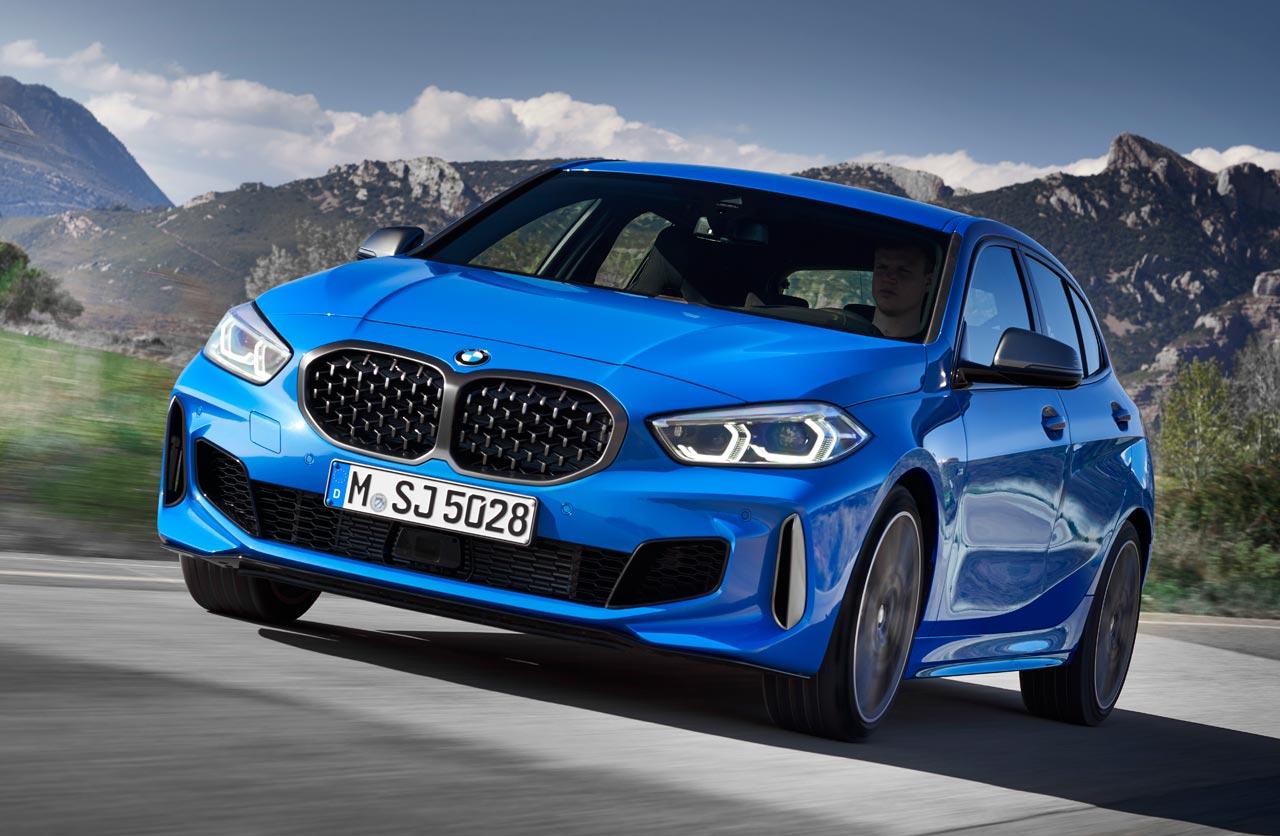 Nuevo BMW Serie 1 M