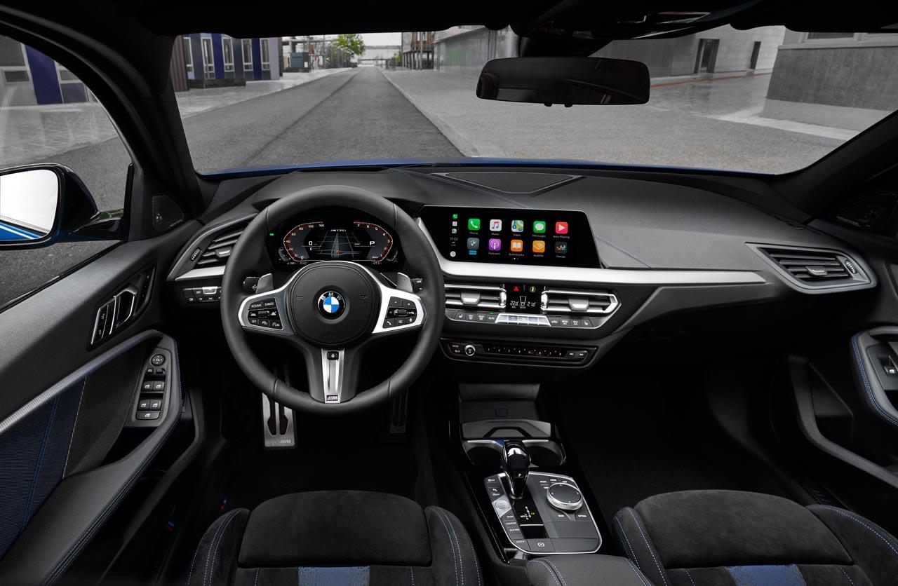 Bmw Serie 1 M 2020 Interior Mega Autos