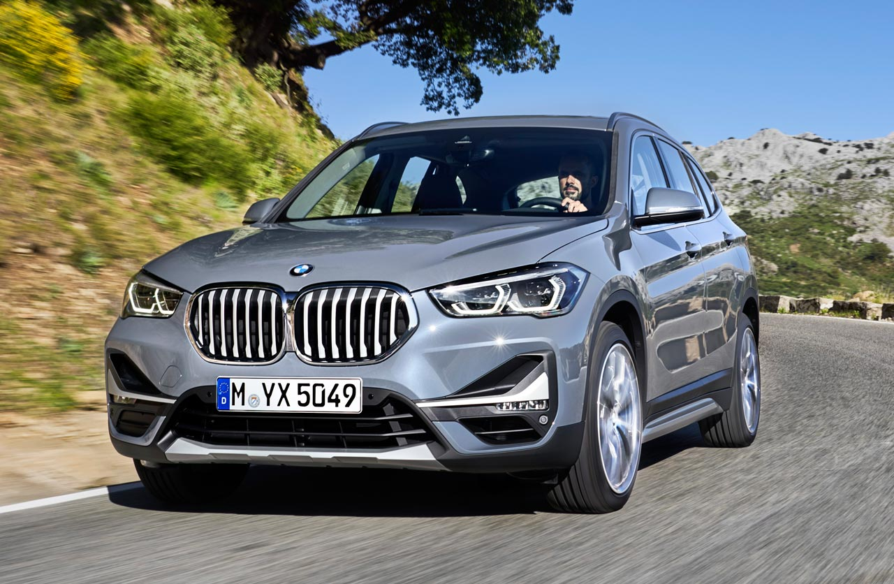 BMW actualizó el X1