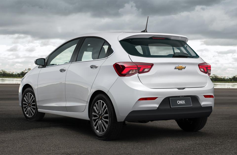 Nuevo Chevrolet Onix hatchback AE