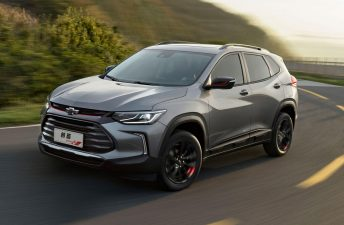 El debut de la nueva Chevrolet Tracker