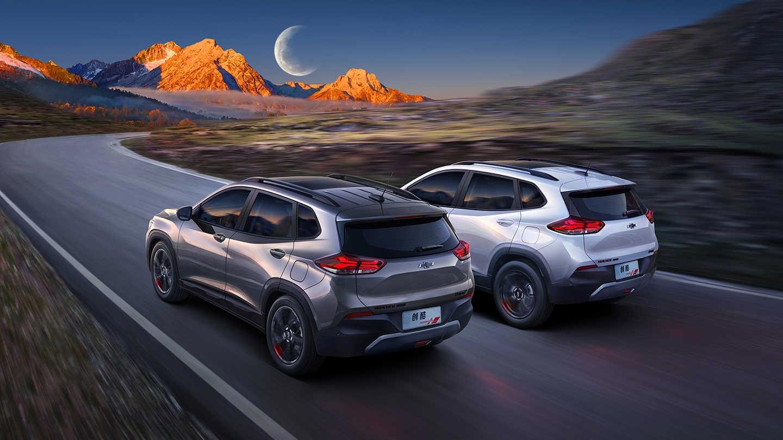 Nueva Chevrolet Tracker 2020
