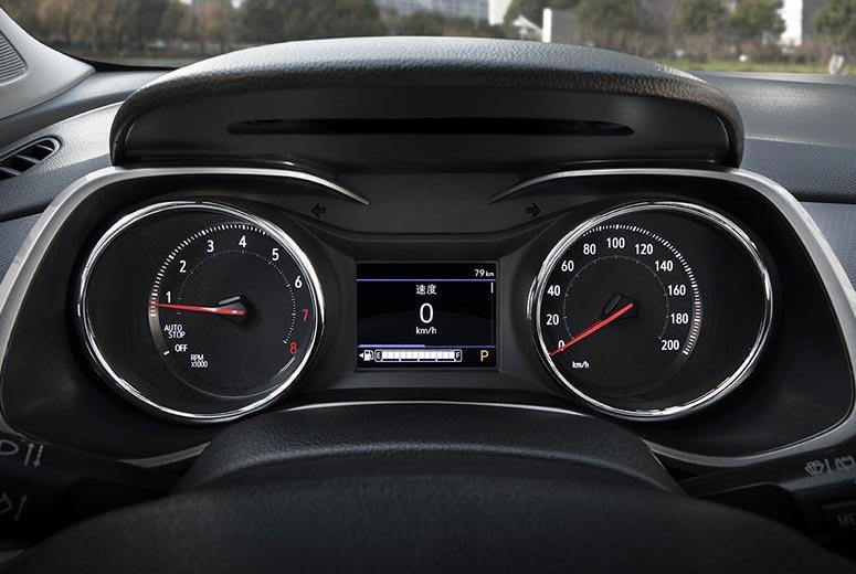 Tablero Nueva Chevrolet Tracker 2020