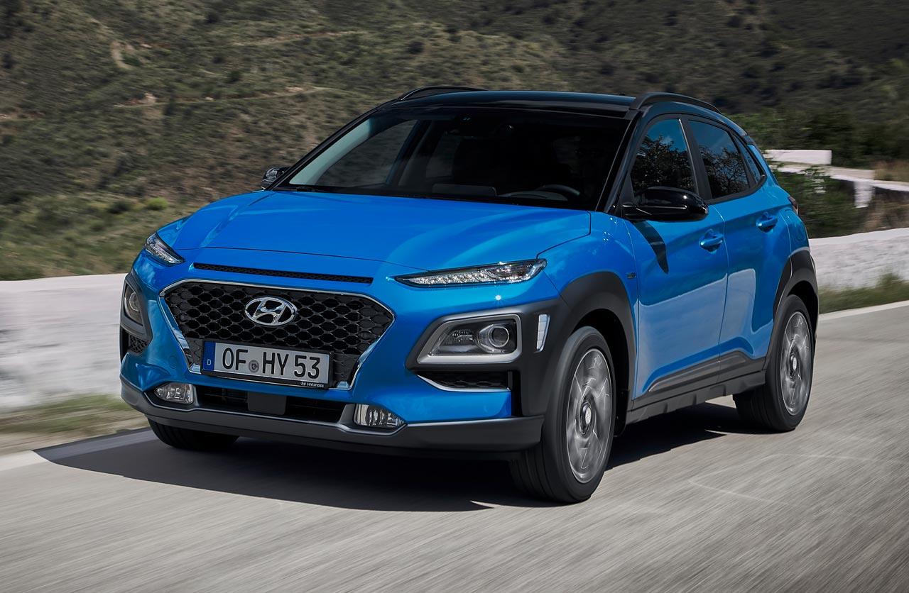 Hyundai Kona Híbrido 2019