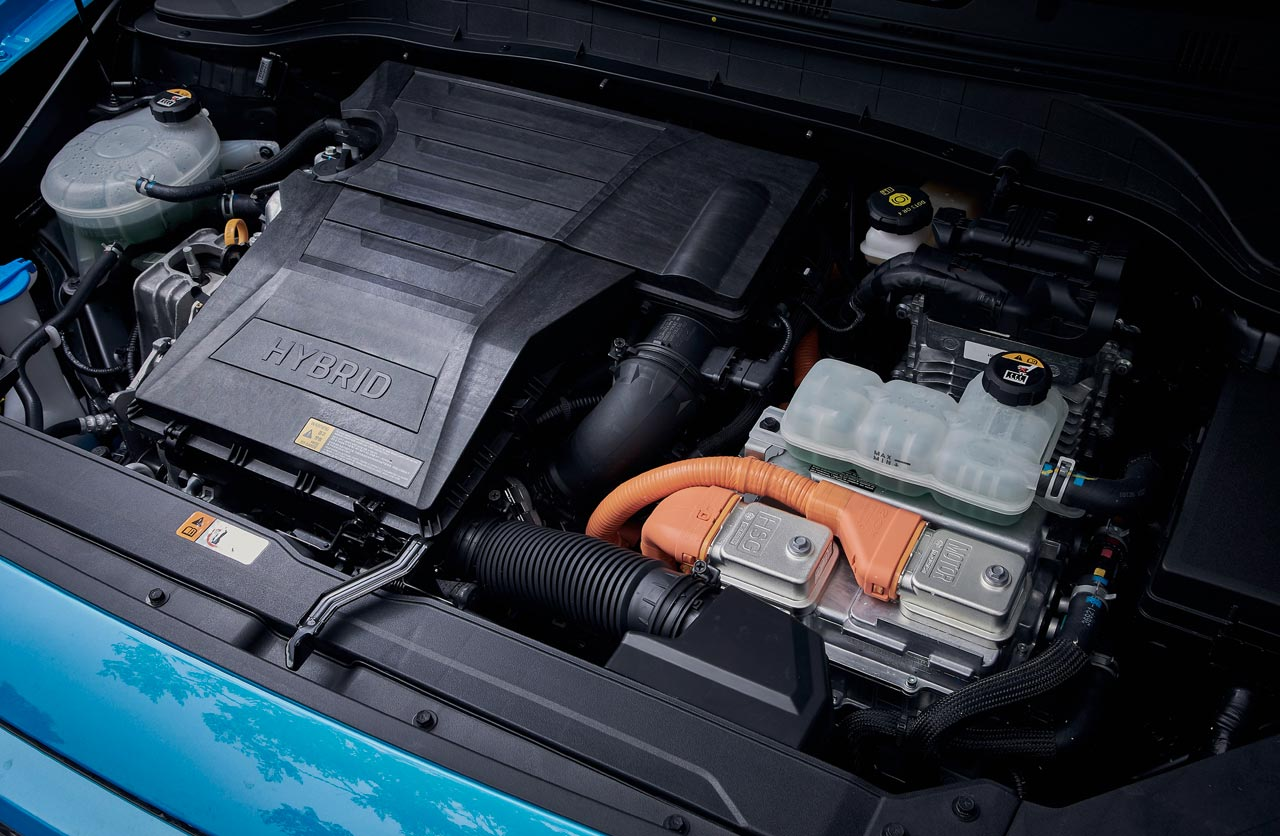 Motor Hyundai Kona Híbrido