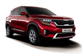 Kia presentó el Seltos, su nuevo SUV compacto