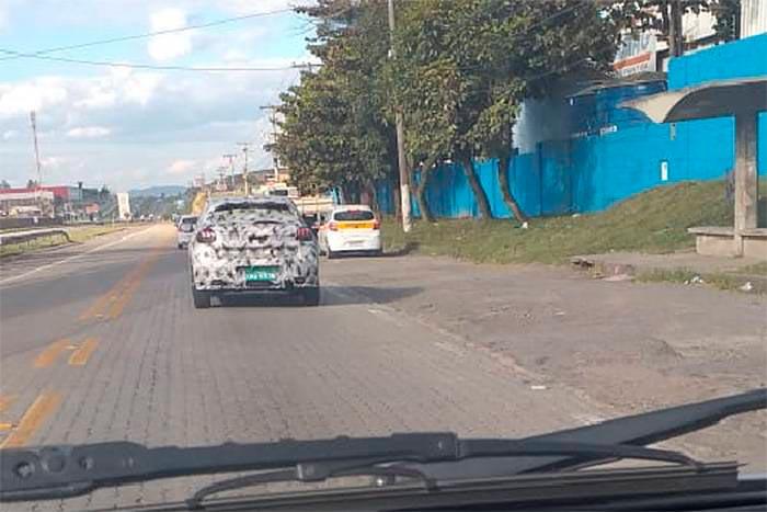 Nuevo Peugeot 208 en Brasil