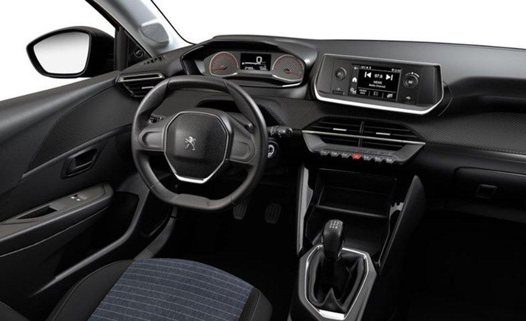Interior Nuevo Peugeot 208 Access