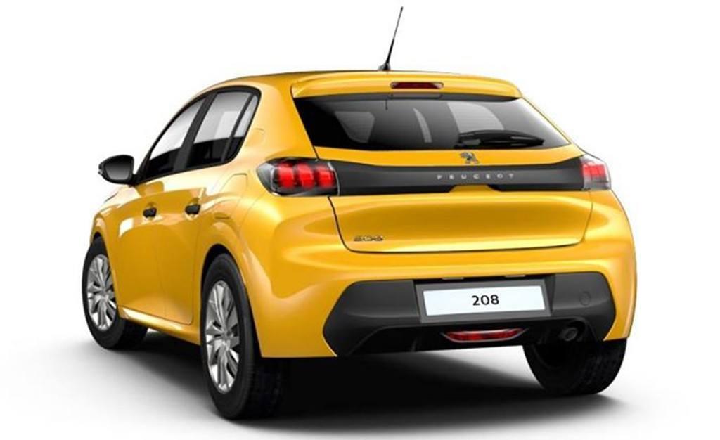 Nuevo Peugeot 208 Access