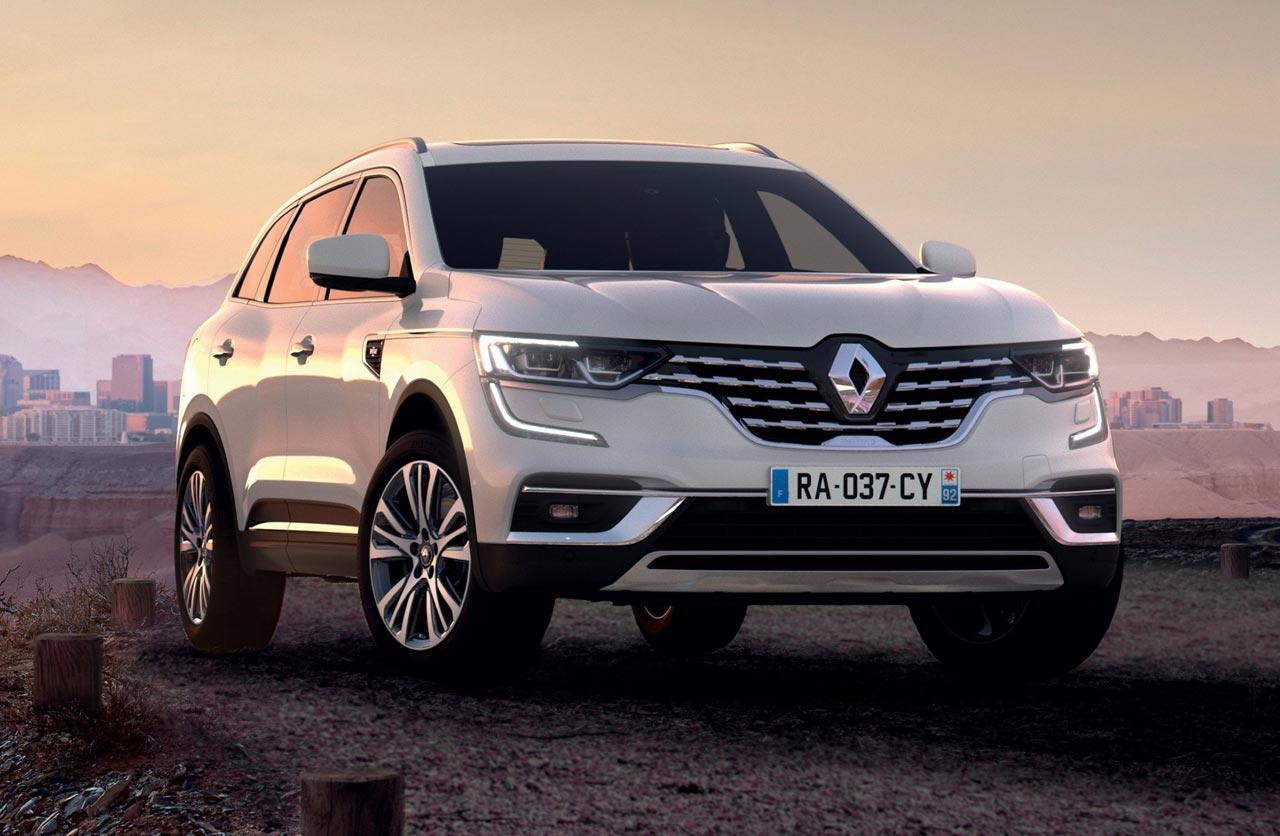 El Renault Koleos se actualiza
