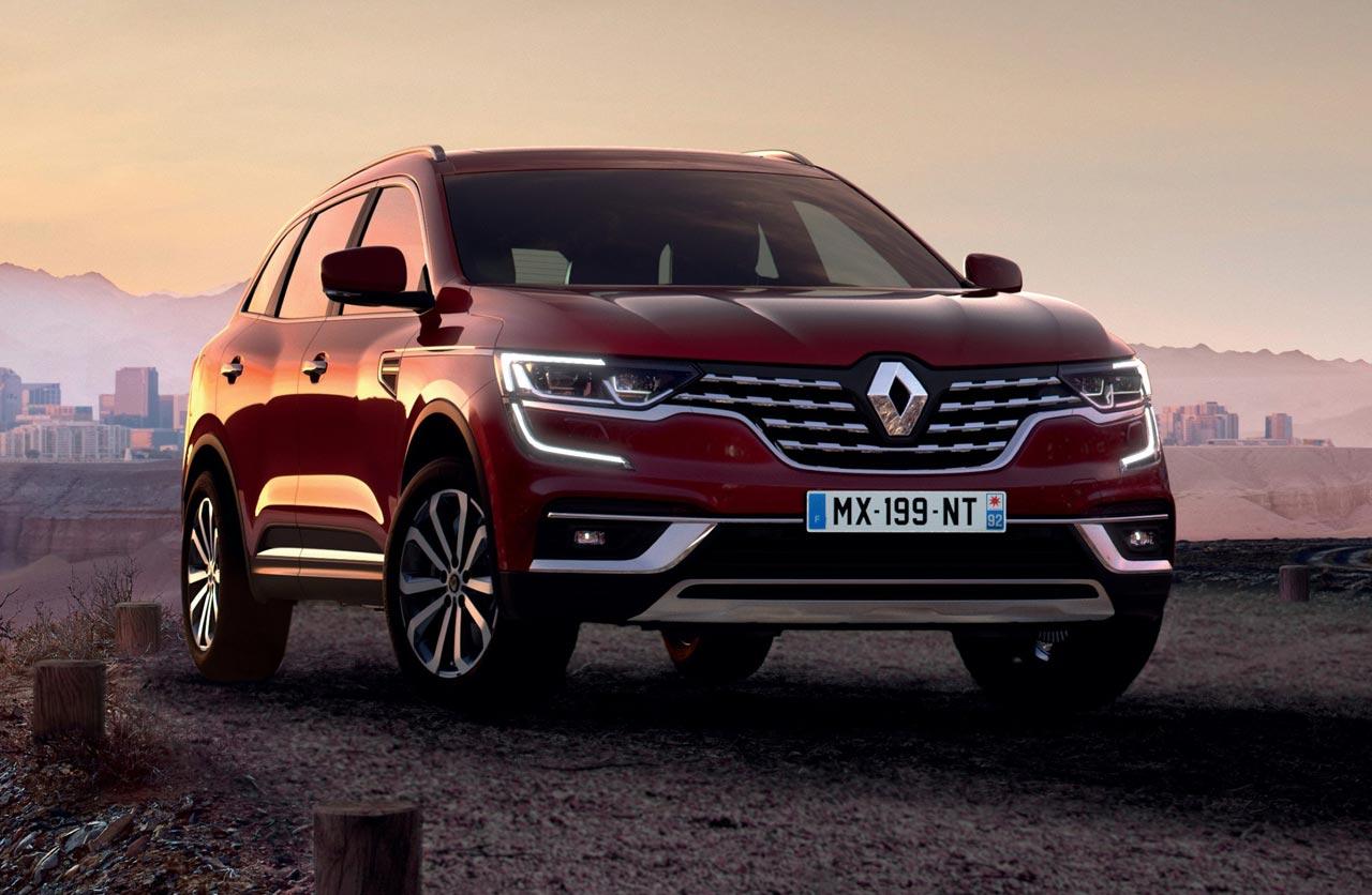 Nuevo Renault Koleos 2020